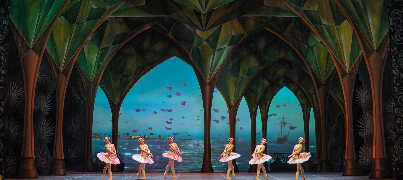 Ballet del Sodre JULIO2016